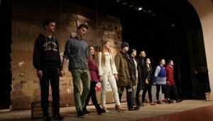Народный театр Новозыбкова покажет зрителям два новых спектакля
