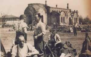 Фотография рассказала о том, как фашисты хозяйничали в Брянске