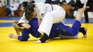 Брянская дзюдоистка завоевала «серебро» на всероссийских соревнованиях