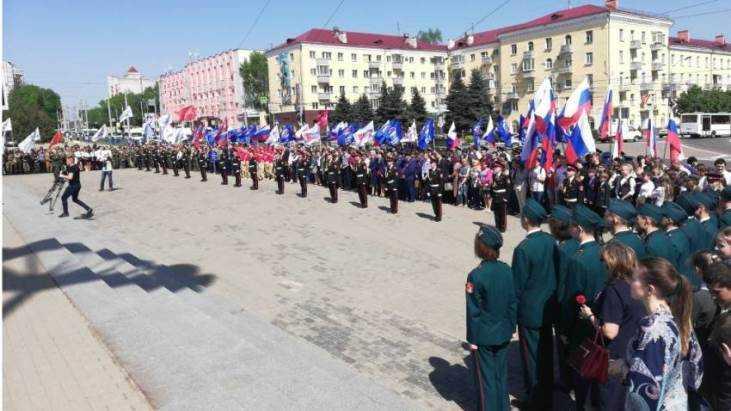 В Брянске торжественно открыли «Вахту памяти-2018»