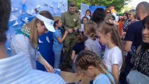 «Ростелеком» поздравил жителей Брянщины с Днем Победы