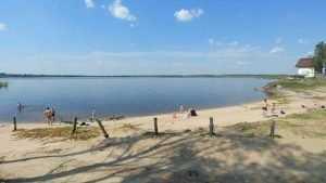 Жители Брянска открыли купальный сезон
