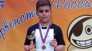 Юный брянец пробился в Высшую лигу первенства России по шахматам