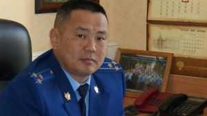 Заместитель прокурора области Доржиев проведет личный прием в Погаре