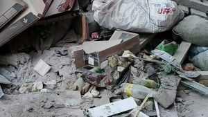 Брянские журналисты превратились в мусорщиков