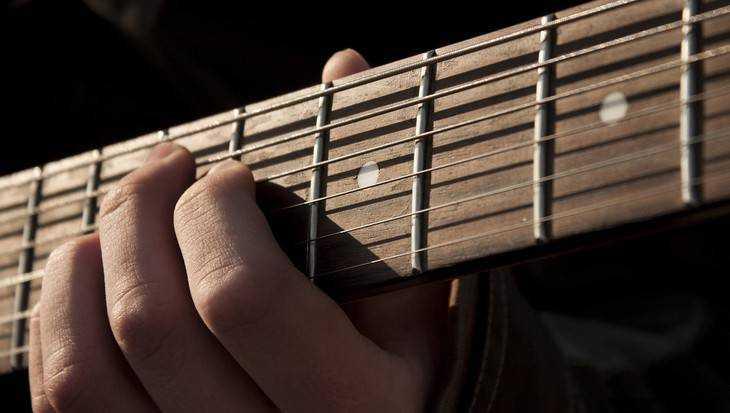 В Брянске 19 мая пройдет фестиваль лучших гитаристов
