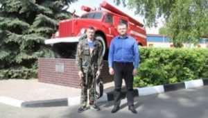 В Брянск приехал известный «камышинский путешественник» Иван Ширяев