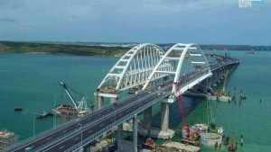 Президент Путин 15 мая откроет Крымский мост