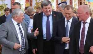 Брянский экс-губернатор Николай Денин на свободе отмечает 60-летие