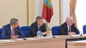 Брянский губернатор провел заседание антитеррористической комиссии
