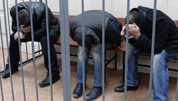 В Жуковке троих грабителей осудили за нападение на пенсионера в его доме
