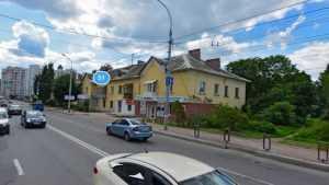В Брянске нашли противоречащие друг другу дорожный знак и разметку