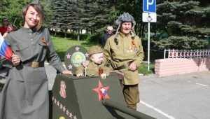 День семьи в Брасовском районе встретили ярким праздником