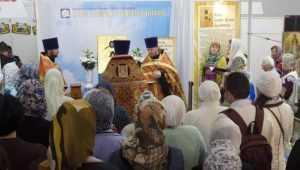 В Брянске открылась межрегиональная выставка «Свет веры православной»