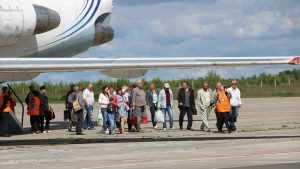 Рейсы «Саратовских авиалиний» из Брянска в Крым и Сочи отменены