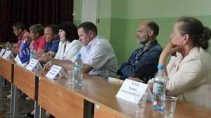 Участники голосования обсудили развитие брянской промышленности