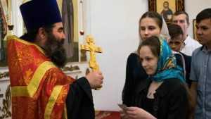 Брянские школьники помолились за успешную сдачу ЕГЭ