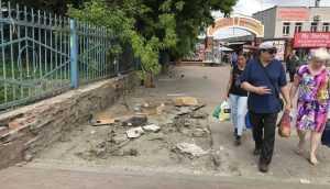 Центр Брянска очистили от ряда киосков, но не тронули дело «красного мэра»