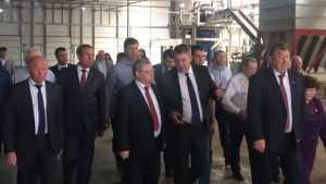 Депутаты Госдумы посетили сельхозпредприятия Брянской области