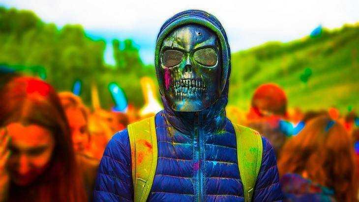 Клинцы восстали против «идиотского» фестиваля красок Холи