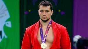 Брянский самбист Артем Осипенко стал чемпионом Европы в Греции