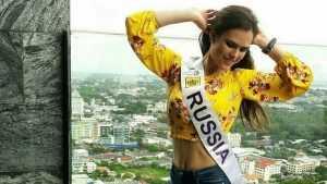 Девушка из Брянска вошла в десятку красавиц на конкурсе в Таиланде