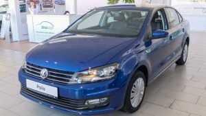 Volkswagen Polo Drive — богатая комплектация по доступной цене!