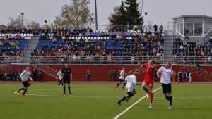 В Клинцах на стадионе «Труд» за 10 миллионов обновят футбольное поле