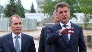 Глава Брянска Александр Хлиманков за год получил 2,9 миллиона рублей