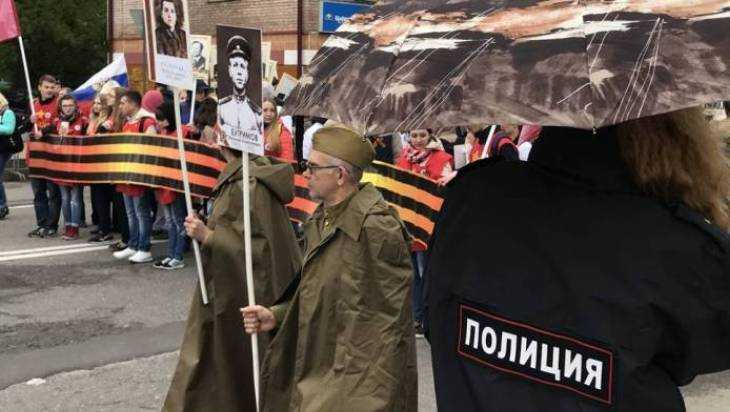 В колонне Бессмертного полка пройдет более 100 тысяч брянцев