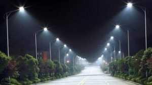 Уличное освещение Брянска стало ярким и автоматизированным