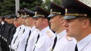 В Брянске отметят 300-летие российской полиции
