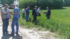 Тамбовские аграрии приехали за опытом в Брянскую область