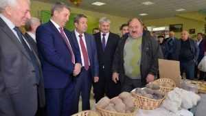 Богомаз: Брянская область может стать мировой столицей картофеля