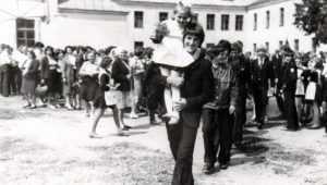 Глава Брянска Хлиманков показал свои школьные фотографии 1981 года