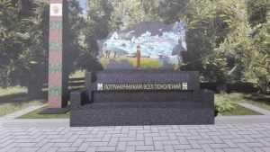 В Стародубе откроют памятник воинам-пограничникам