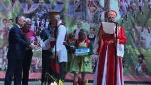 В Трубчевске прошел праздник славянской письменности «На земле Бояна»