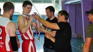 БК «Клинцы» стал чемпионом Брянской области по баскетболу