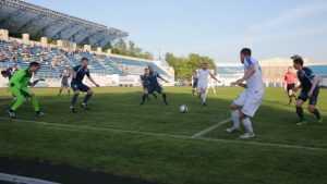 В Брянске покажут обновленную футбольную команду «Динамо»