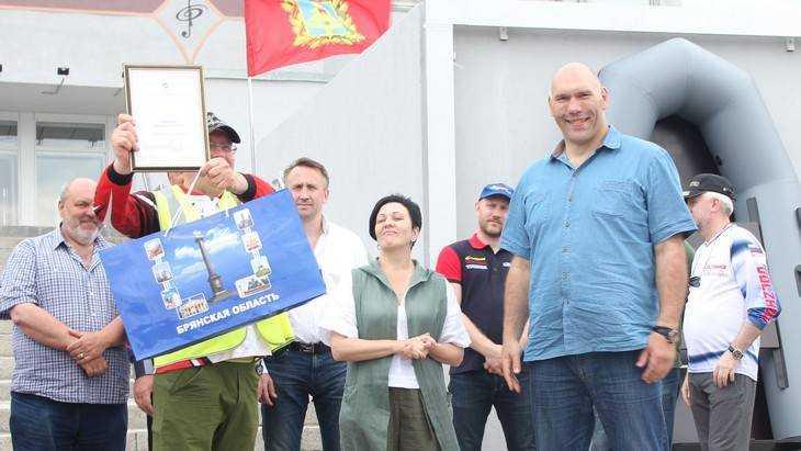 В Брянске наградили победителей Кубка области по рыболовному спорту