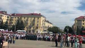 В Брянске началось празднование Дня партизан и подпольщиков