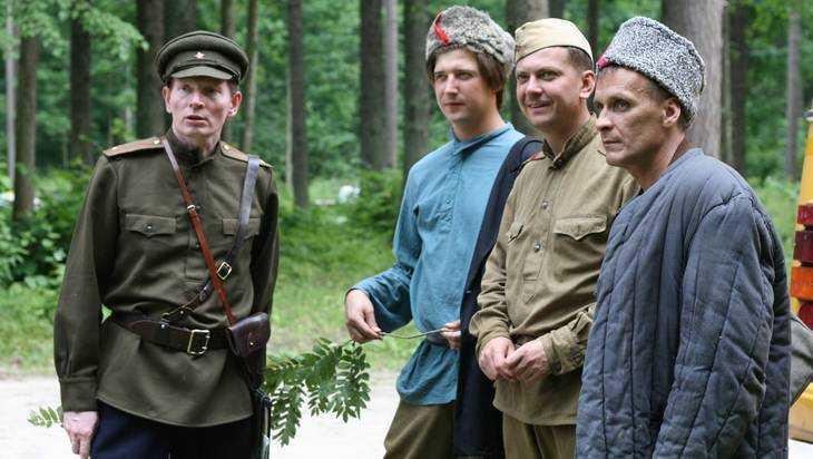 Партизанская поляна под Брянском приняла гостей праздника