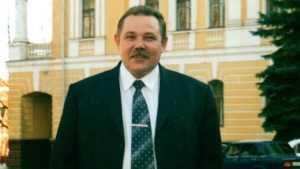 Ушел из жизни бывший помощник Шандыбина адвокат Александр Коломоец