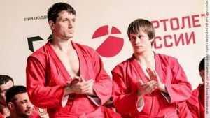 Брянские самбисты братья Осипенко победили на Кубке Президента