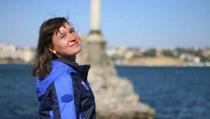 Брянскую студентку Валерию Арапову признали лучшей медиавожатой