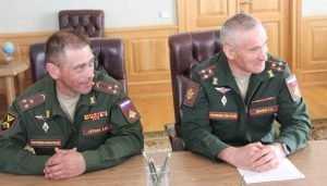 Новым командиром брянской войсковой части № 42685 стал Сергей Иванов