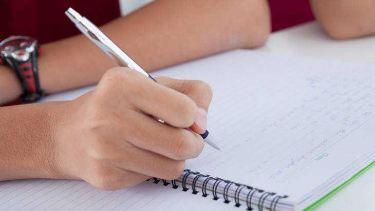 Сегодня брянские школьники сдадут ЕГЭ по русскому языку
