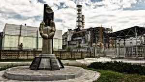 Стал известен уровень радиации в Брянской области после пожара в Чернобыле