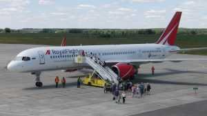 Из Брянска в турецкую Анталию вылетел первый самолет