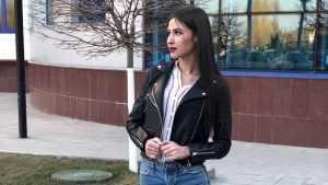 На конкурсе красоты «Мисс Брянск» 2018 стала 21-летняя Яна Аниканова